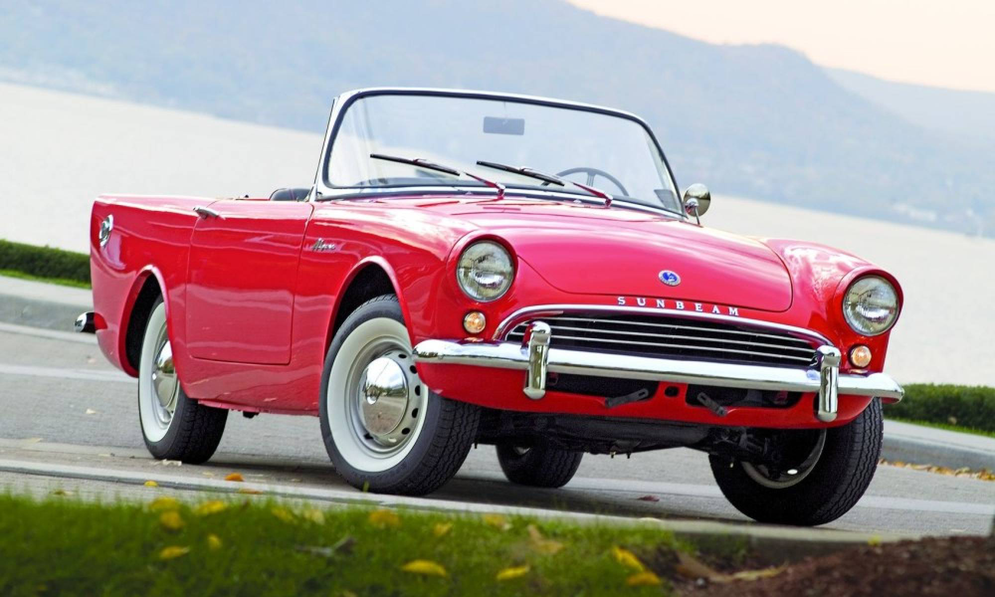 The Sunbeam Alpine Owners of America